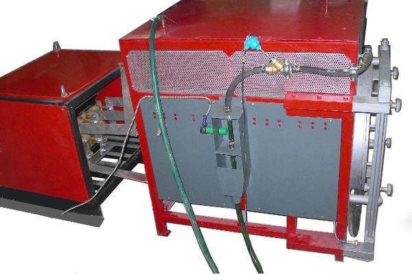 Электропечь с газоплотной камерой на нагревателях «Moly-D»
